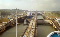 Gatun Locks, Panama Canal. (Foto: lyng883 / CC-By-2.0)