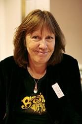 Medieforsker Elisabeth Eide, professor ved UiO og professor II ved UiB. Foto: Fredrik Mandal.